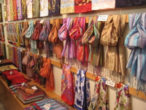 Italian scarves