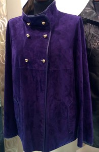purple reversible