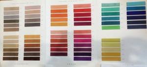 suede colors