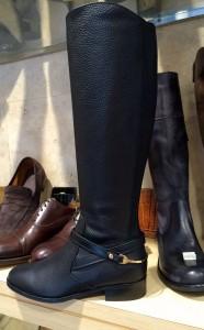 tall black boot 2